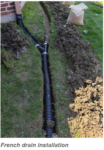 French Drain Services